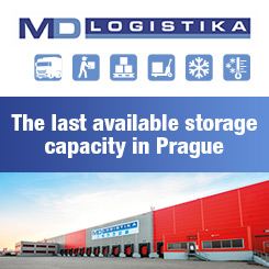 Banner MD logistika