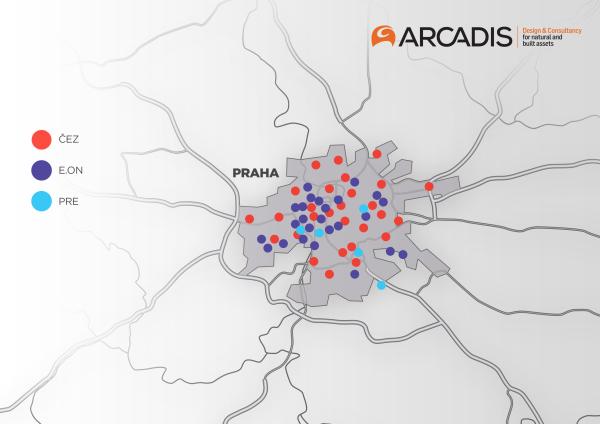 mapa arcadis