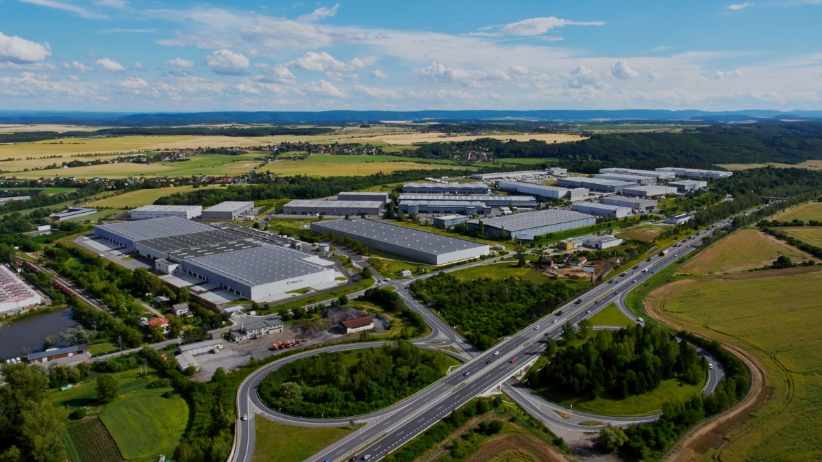 Prologis Park Prague-Rudna