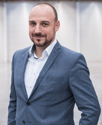 Martin Baláž, viceprezident a country manager Prologis pro Českou republiku a Slovensko