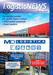 Logistic NEWS 8-9/2020